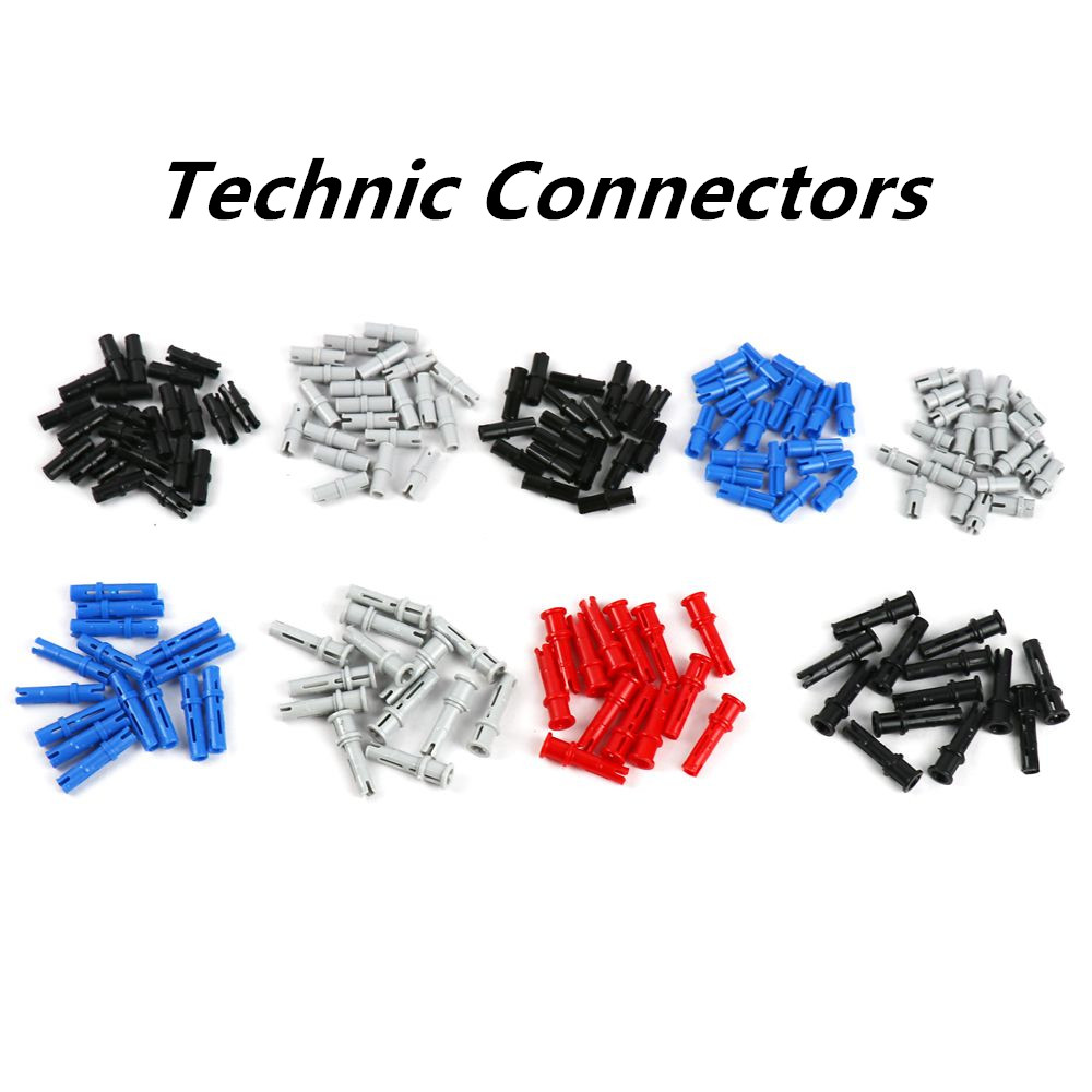 Technic Connector Pin Peg Cross Axle Building Blocks Toy Compatible With Lego Technic Replace Parts Bulk 2780 3673 6558 6562|Blocks| - AliExpress