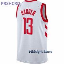 1815a34b PRHSCRD 2018/19 New Basketball Shirt 13 James Harden 25 Ben Simmons 45  Donovan Mitchell