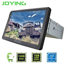 Joying Core Quad Car Stereo Autoradio GPS Navigation 1024 600 Universal 8 Single 1 Din Android