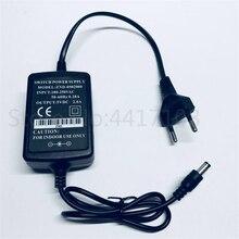 ЕС адаптер питания Вход 100~ 250AC выход DC 5 В 2A для медиа конвертер волоконно-оптический медиа конвертер быстрый/гигабитный Ethernet переключатель