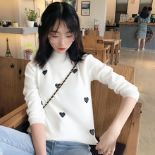 Korean Casual Knitted Women Sweaters and Pullovers Short Sleeve Thin Knit Women Sweater Solid Oversized Crop Sweater