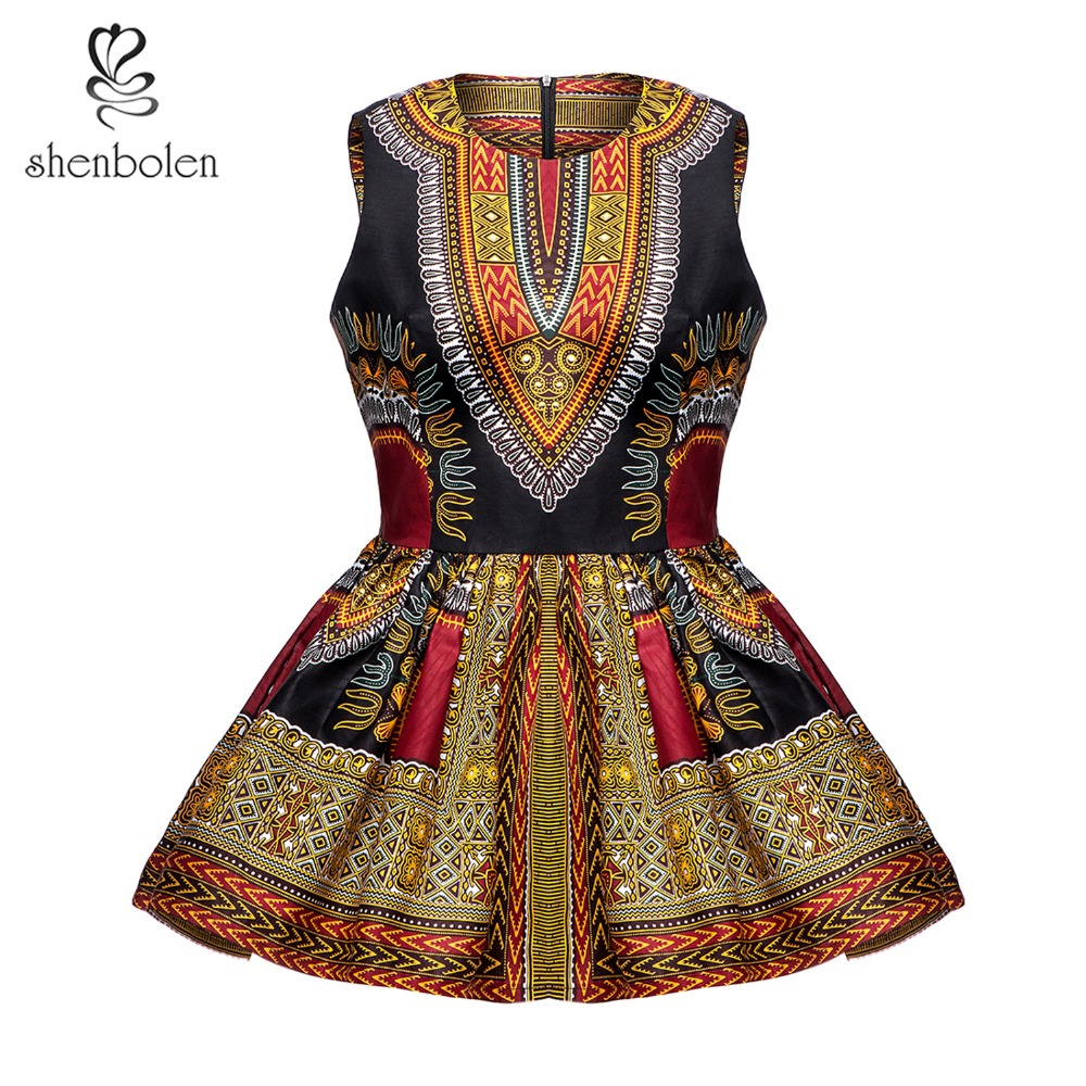 African Clothes For Women Dashik Top Traditional Top African Print Shirt Clothes Sleeveless Shirt African Traditional Clothes