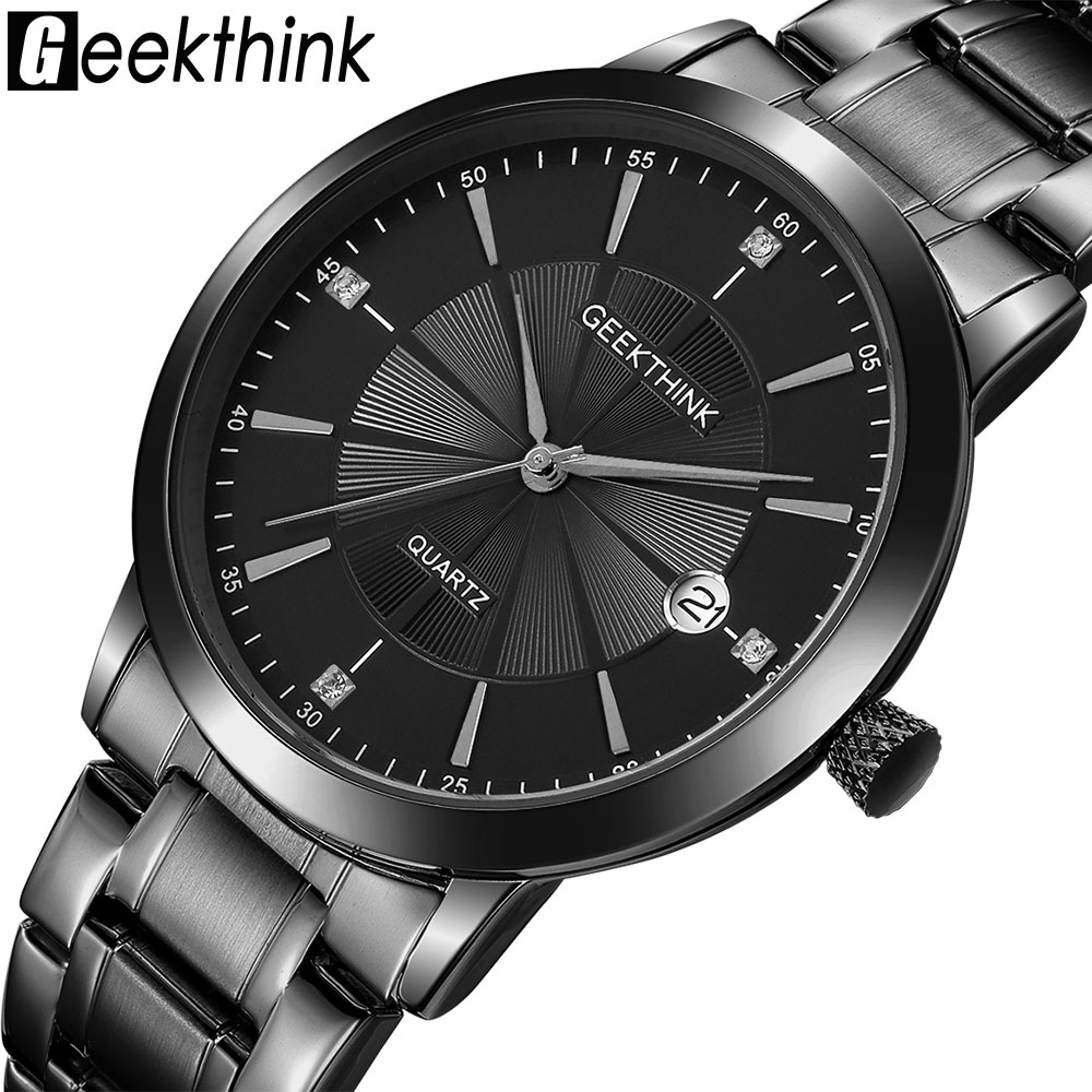 Top Luxury Brand full stainless steel Watches Men Business Casual ultra Thin quartz Wristwatch waterproof Date Relogio Masculino top luxury brand full stainless steel watches men business casual ultra thin quartz wristwatch waterproof date relogio masculino