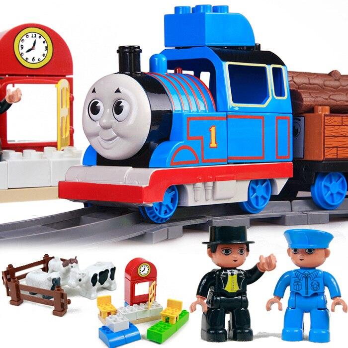 Child thomas toy train electric thomas toy train gift box