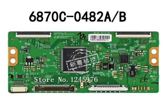 6870C-0482A bon test livraison gratuite 100% original pour LG42LG31FR-TA 6870C-0482A/B LC420WUN-SAA1 instock 6870C-0482B6870C-0482A bon test livraison gratuite 100% original pour LG42LG31FR-TA 6870C-0482A/B LC420WUN-SAA1 instock 6870C-0482B