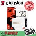Kingston dtse9 metal usb 2.0 flash drive pen drive 8gb 16gb 32gb 64gb pendrive cle usb stick mini chiavetta usb gift wholesale