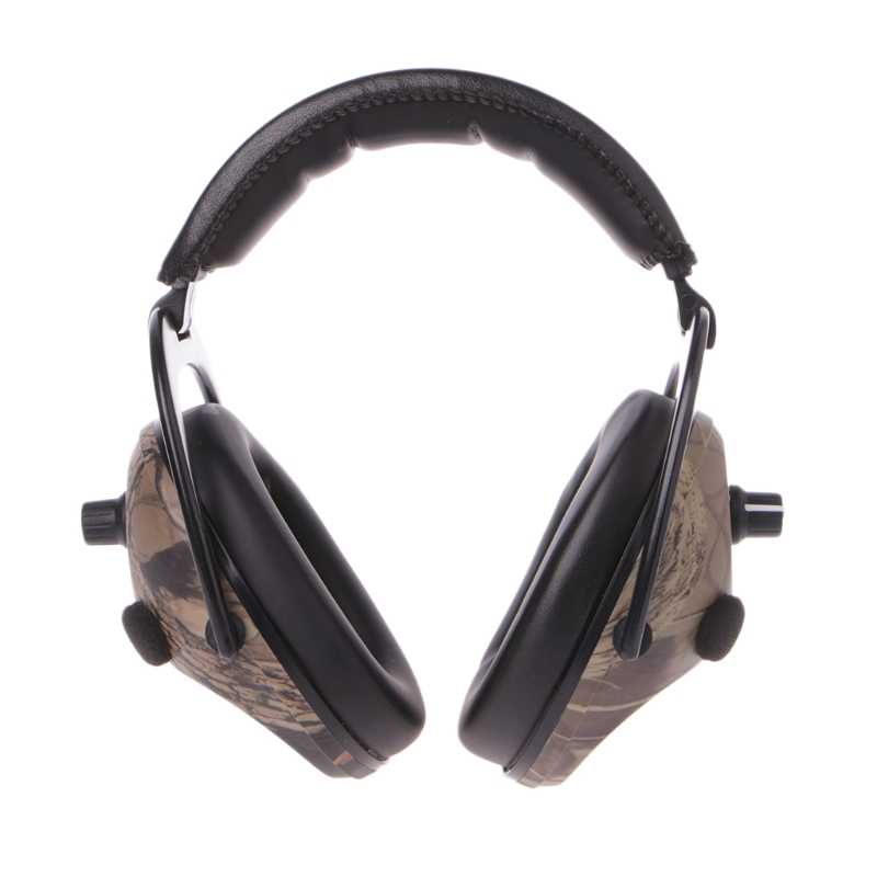 Electronic Ear Muff Headphones Gun Shooting Protection Hunting Plugs OutdoorElectronic Ear Muff Headphones Gun Shooting Protection Hunting Plugs Outdoor