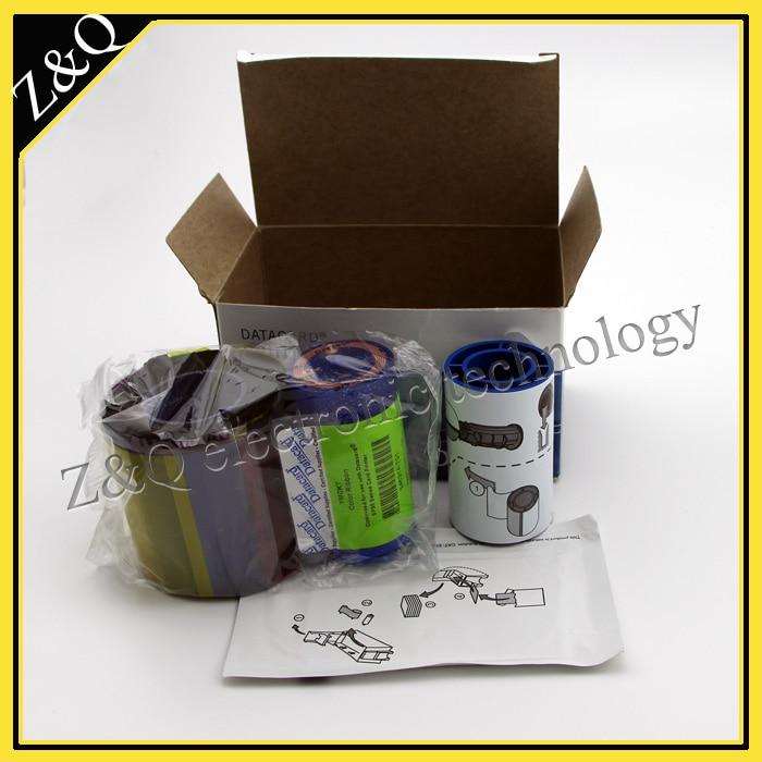 Datacard 546314-701 fjongo YMCKT me ngjyra për printerin e kartave - Elektronikë për zyrën - Foto 1