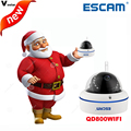 ESCAM Speed QD800WIFI 1080p wifi outdoor IP IR Dome Camera IP66 waterproof Onvif P2P wireless Night Vision Security CCTV Camera
