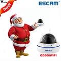 ESCAM Velocidad QD800WIFI 1080 p Onvif P2P wifi IP Cámara Domo IR IP66 a prueba de agua al aire libre inalámbrica de Visión Nocturna de Seguridad CCTV cámara