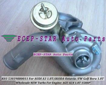 K03 53039880026 53039700026 53039700035 53039880035 26 35 турбо для audi A3 для SKODA Octavia 1,8 т для VW гольф Бора AGU ALN 1.8L