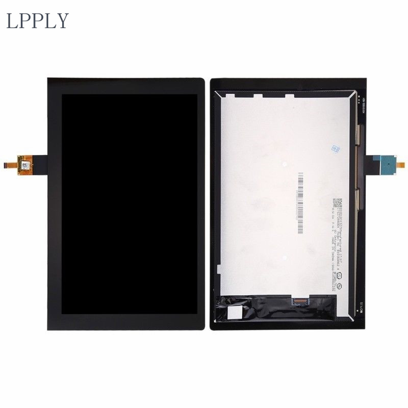 LPPLY NEW LCD assembly For Lenovo YOGA Tab 3 YT3-X50M YT3-X50F LCD Display Touch Screen Digitizer Glass Free Shipping 10 1inch lcd with touch for lenovo yoga tab 3 yt3 x50l lcd display touch screen digitizer glass lens assembly