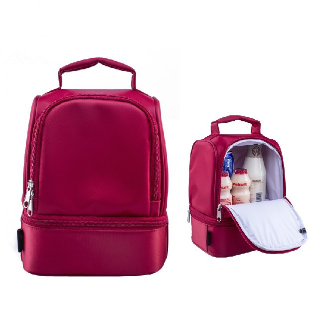 New Design Thick Warm Thermal Insulated Boxes Nylon Lunch