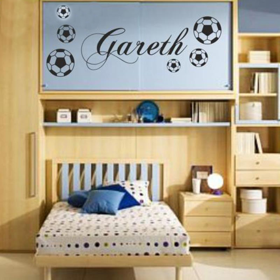 Modern Sports Wall Decorations Image Collection - The Wall Art ...