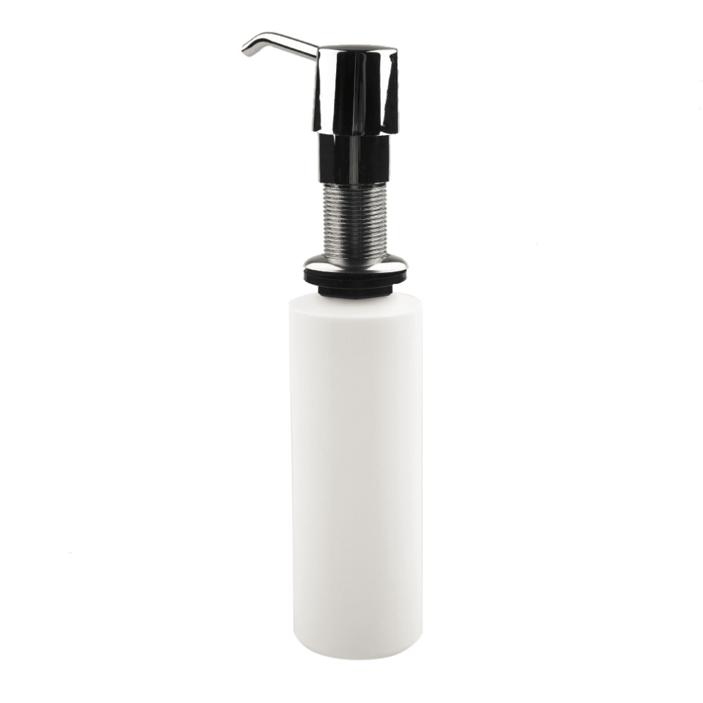 Bathroom touch sink liquid soap dispenser shampoo soap for Liquid soap dispenser for bathroom