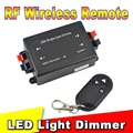 DC 12V 24V LED Dimmer WiFi LED Driver RGB Controller + Wireless Remote Control Touch Panel for Single Color LED Strip Light