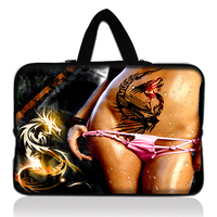 Newest Arrived 13 13 3 Sexy Lady Laptop Sleeve Case Bag Pouch For Waterproof Shockproof Special