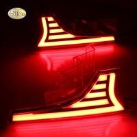 Led Rear Driving Lights For Suzuki Ertiga 2016 Led Brake Lights Rear Bumper Lamp Turning Signal