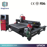 Discount Price Top Quality 1325 1530 2030 Cnc Milling Machine Kit With Rotary