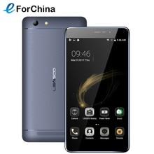 Leagoo Requin 5000 Mobile Téléphone 5000 mAh 5.5 «HD MTK6580A Quad Core Android 6.0 1 GB RAM 8 GB ROM OTG 13MP Rapide chargeur Smartphone