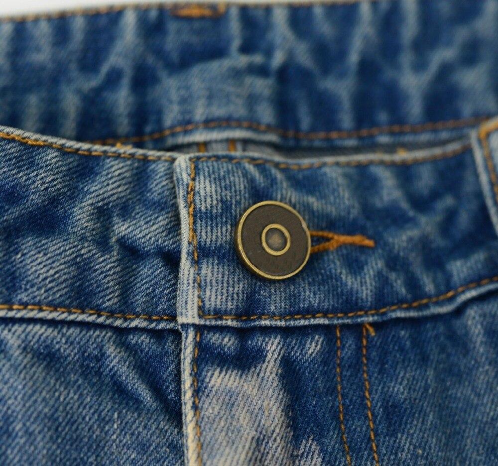 Alta Estate Denim Signore Pantaloni Ricamo Insetti Vintage Jeans Abbigliamento 2018 Wiast Etero Donna Larghi 3d qnZUCx