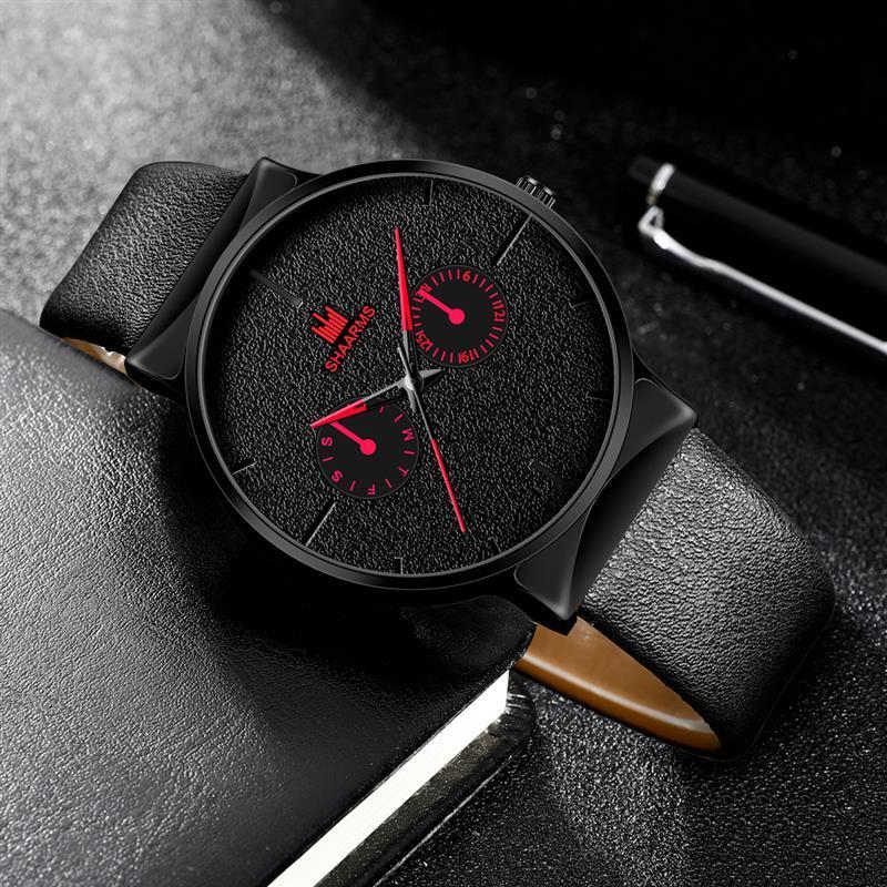 HTB1HQYsXoT1gK0jSZFhq6yAtVXak Wristwatch Male Military Analog Casual Watches