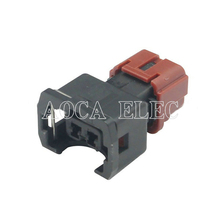 10 pcs amp 2 pin pa66 female waterproof wire harness auto connector dj7023yb 3 5 21 PB185-02326 auto wire female male connector automotive plugs terminal socket cable rubber 2 Pin connector DJ7023YB-3.5-21
