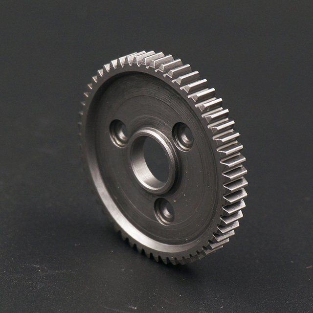 US $9 1 9% OFF|Heavy Duty Hardened Steel Spur Gear 54T for Traxxas Slash  4x4 Stampede 4x4 NEW!-in Parts & Accessories from Toys & Hobbies on