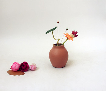 ceramic flower pots planter home decor flower vases jingdezhen handmade flower pots set of 8pcs