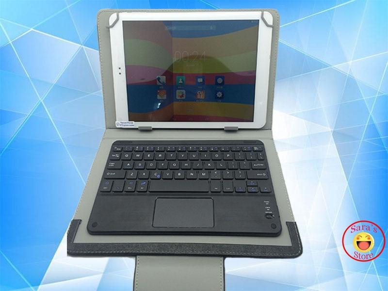 Local Language Universal Bluetooth Keyboard Case For Huawei Mediapad