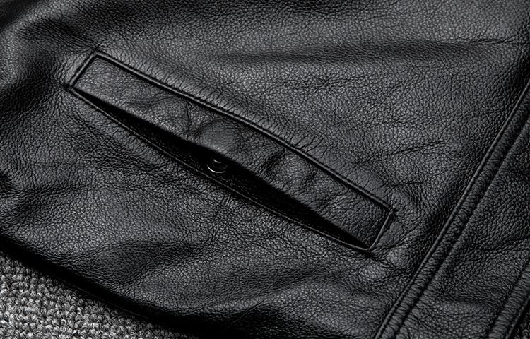 HTB1HQ SXdfvK1RjSspoq6zfNpXad MAPLESTEED Brand Vintage Leather Jacket Men 100% Cowhide Red Brown Black Natural Leather Jackets Men's Leather Coat Autumn M174