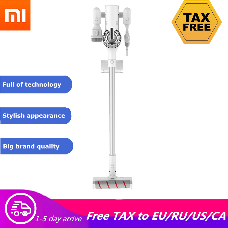 Xiaomi Vacuum-Cleaners Stick-Aspirator Cordless Dreame V9p Eu Stock Pro-Robot Handheld