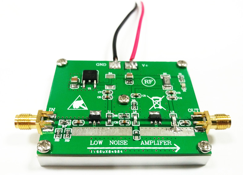 1W 10M-1GHz 40dB RF power amplifier broadband RF power amplifier Low noise стоимость