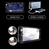 2Din In Dash MP5 Player Video Player Premium Smart Car MP5 Radio Audio Player