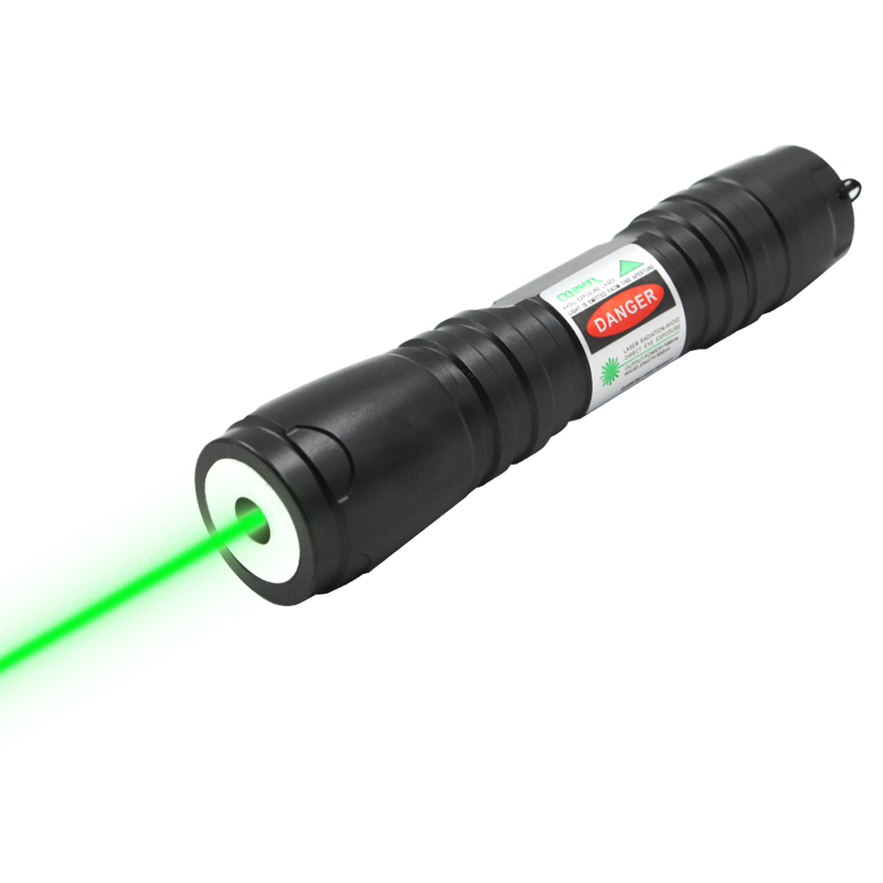 Generous Oxlasers Ox-g30 5mw Focusable Green Laser Pointer Pen Red Laser Flashlight Star Pointer With 5 Star Caps Free Shipping Wide Selection;