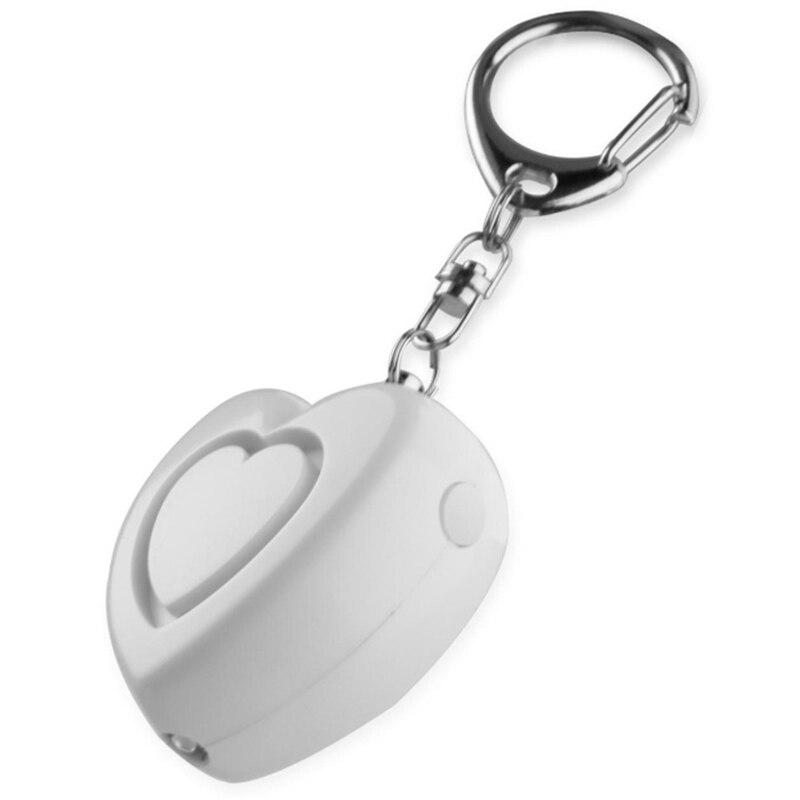 130db Личная защита сирена анти-Атака безопасность для детей и пожилых женщин переноска тревожная кнопка