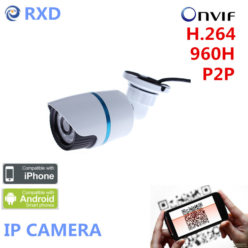 IP font b Camera b font 1080P 2MP 1920 1080 Securiy Waterproof Full HD Network CCTV