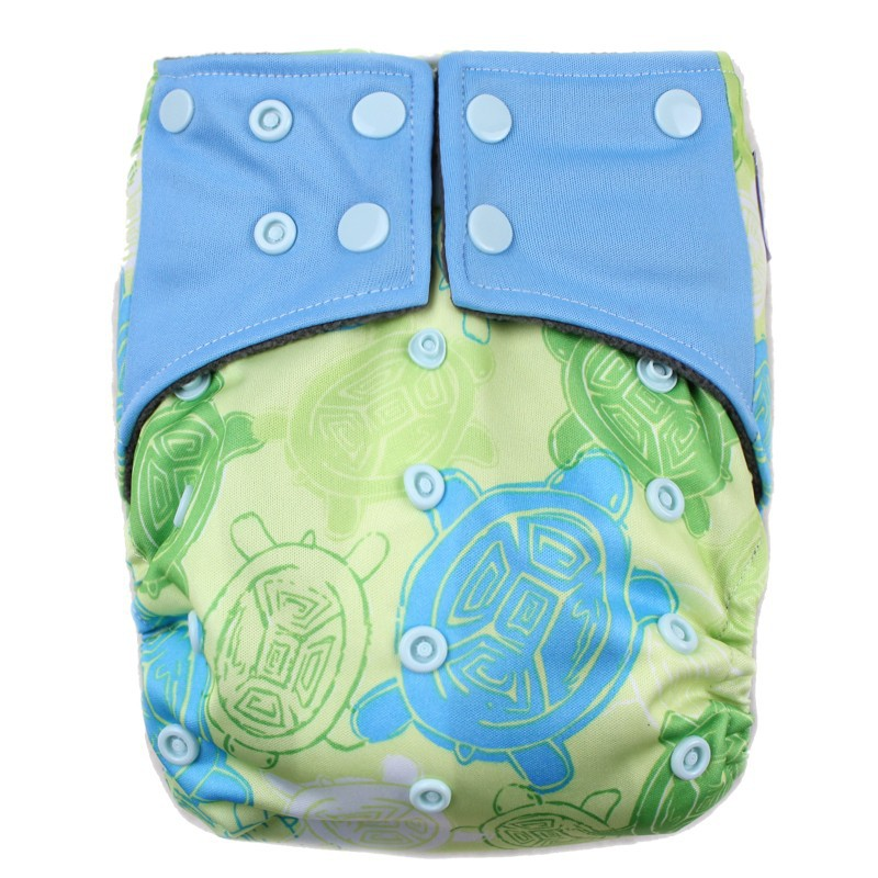 Baby Diapers Double Guest Charcoal Bamboo Night Sleepy Two Pockets Diaper Reusable Cloth Diapers With Sewn Insert Layer cover baby diapers double guest charcoal bamboo night sleepy two pockets diaper reusable cloth diapers with sewn insert layer cover