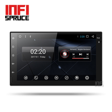 Octa core android 7 1 universal car dvd for Nissan VW Hyundai Toyota 2 din