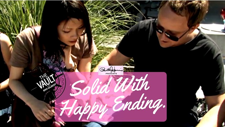 The Vault - Solid With Happy Ending By Paul Harris Magic Tricks
