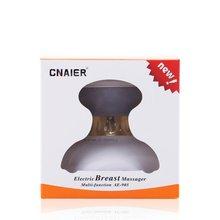Electric Breast Massager Enhancer Enlarge Chest Vibrating Ma