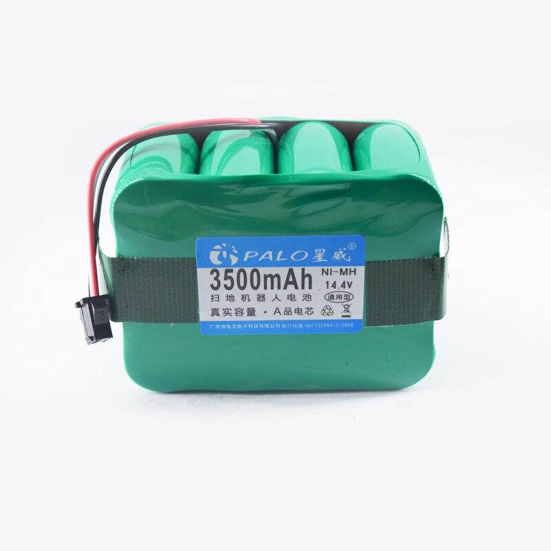 Батарея пакет металл гидридных или никель 3500 мА/ч, пылесос робот пылесос для KV8 XR210 XR510 XR210A XR210B XR210C XR510A XR510B XR510C XR510D