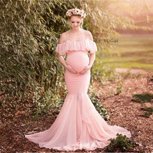 2f6b0028e393b Buy baby shower dress maternity and get free shipping on AliExpress.com