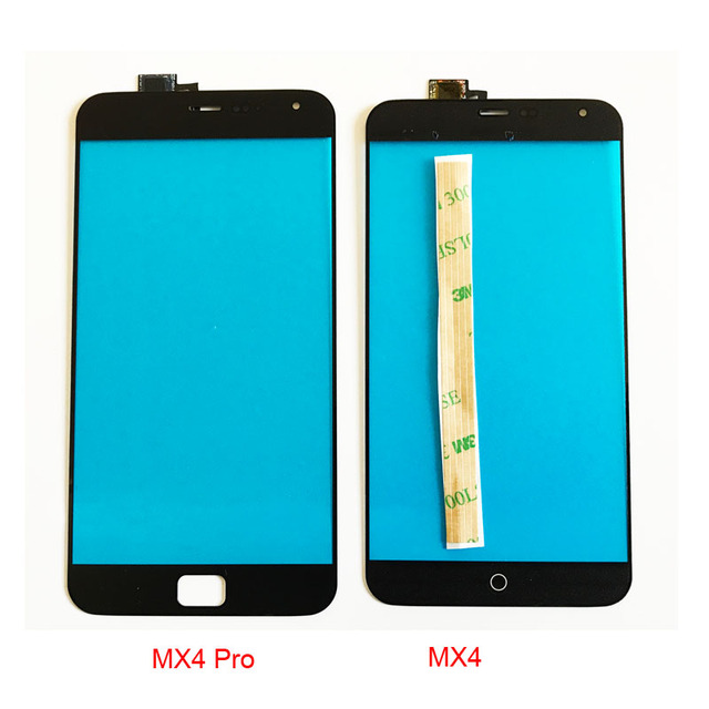 New OGS Touch Screen For Meizu MX4 Pro Digitizer Glass Panel Touchscreen Sensor Front Lens +3M Adhesive Tape