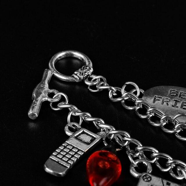 Neue Ankunft FREMDEN DINGE Kristall Perlen Armband Weibliche браслет Schmuck Geschenk Braclets für Frauen