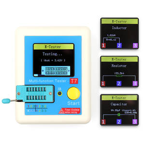 High-speed transistor tester LCR-T7 full-color graphics display products