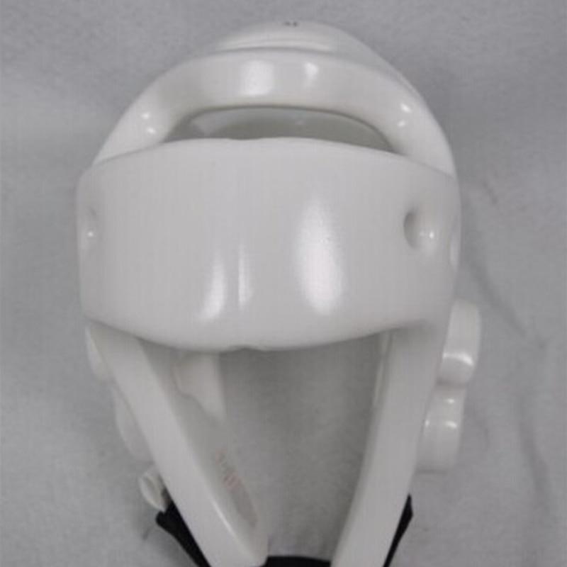 2397e88230543 Capacete de proteção da cabeça capacete Taekwondo Nova Taekwondo branco uma vez  formando proteção de cabeça S, M, L em Outros Produtos de Fitness ...