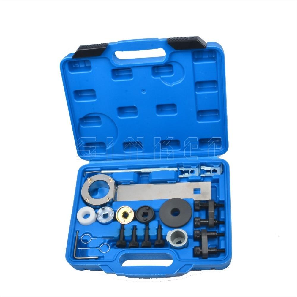 Moteur Vilebrequin Timing Outil Kit Pour VAG 1.8 2.0 TSI/TFSI EA888 Pour VW AUDI T10352 T40196 T40271 T10368 t10354 T10355 SK1774