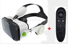 """ขายส่งVRกล่อง4.0รุ่นBOBO Z4 G Oogleกระดาษแข็งจริงเสมือนแว่นตา3Dกับหูฟังสำหรับ4.7 """"-6.2″มาร์ทโฟน"""