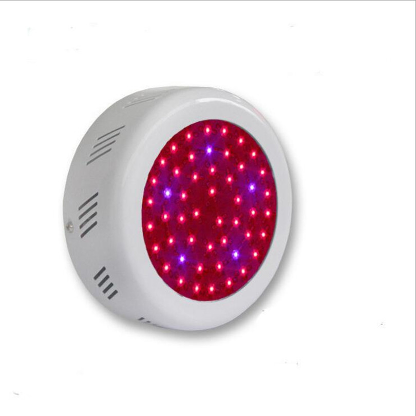 50pcs Leds UFO Style LED Plant Light 150W 300W Full Spectrum Grow Lights Indoor AC100-240V 50/60Hz Red Blue Growth Lighting super soft frisbee ufo style silicone indoor outdoor toy for pet dog light green